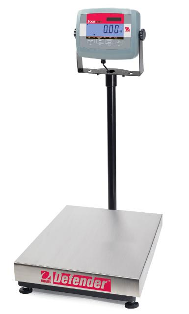 OHAUS Defender Bench Scales USA.