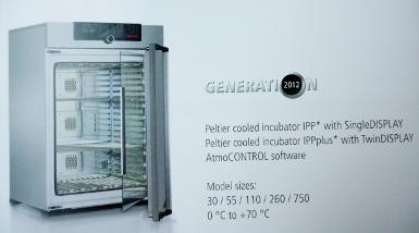 Peltier Cooled Incubator Model IPP